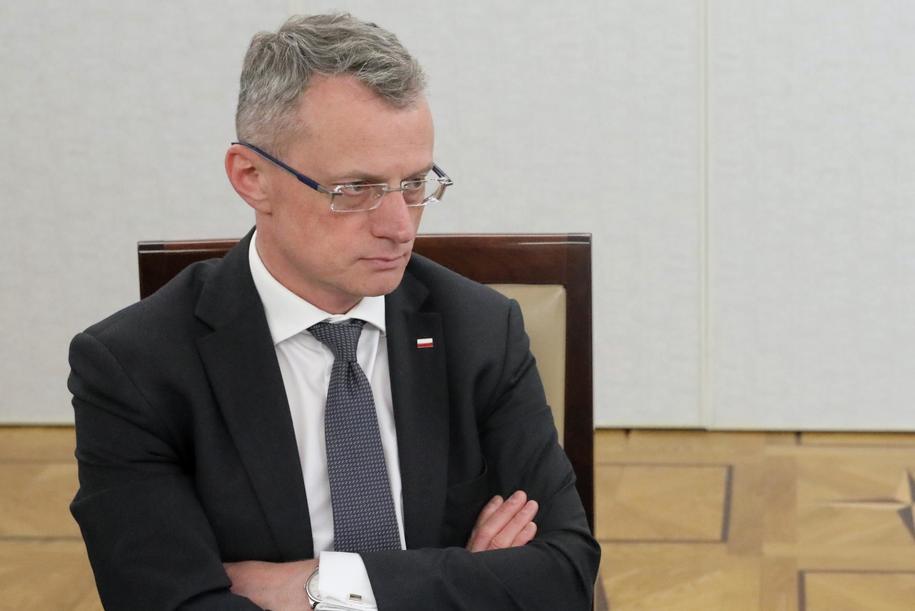 Ambasador Polski w Izraelu Marek Magierowski / Tomasz Gzell    /PAP