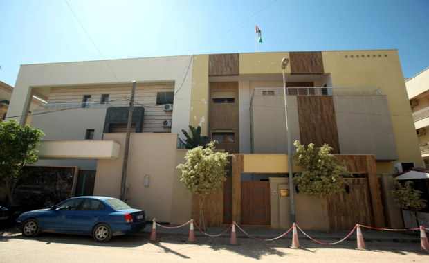Ambasador porwany w Libii