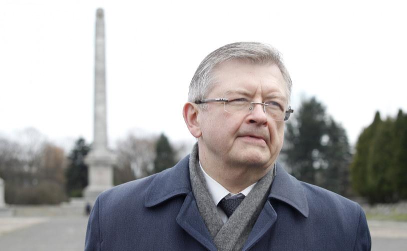 Ambasador Rosji Siergiej Andriejew /Stefan Maszewski /Reporter