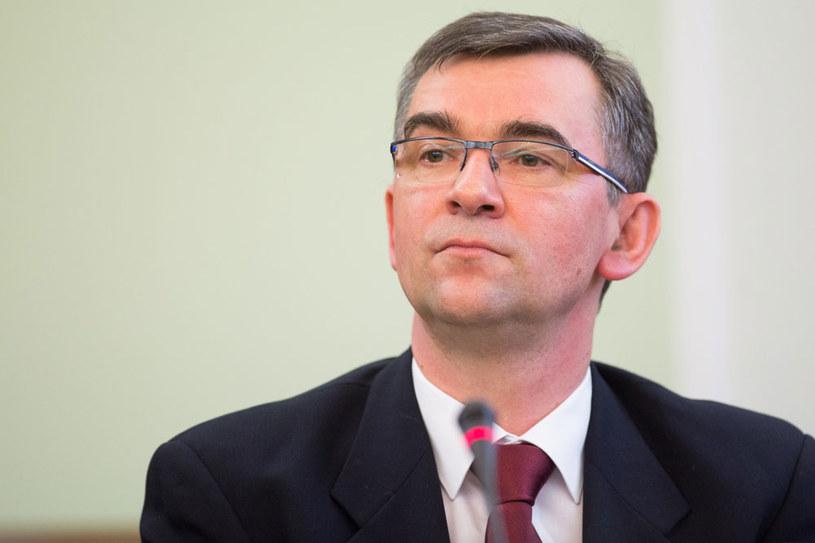 Ambasador RP w Berlinie Andrzej Przyłębski /Maciej Łuczniewski /Reporter