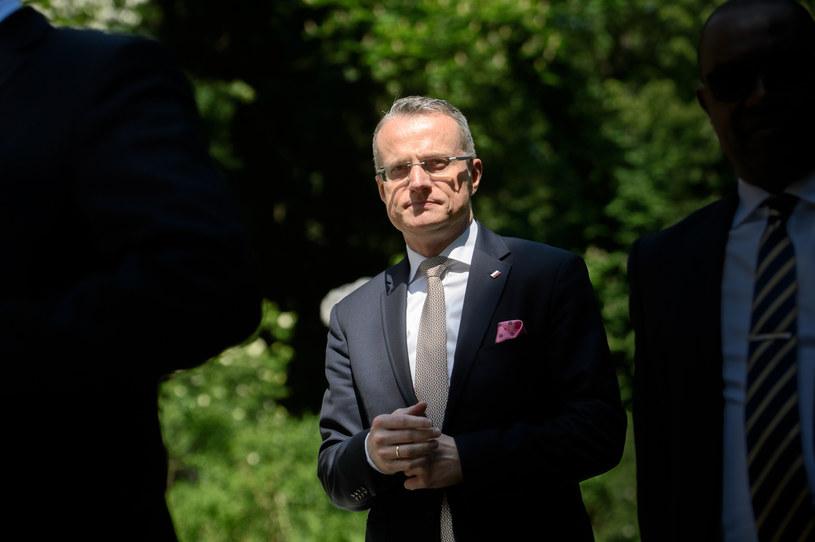 Ambasador RP w Izraelu Marek Magierowski /Zbyszek Kaczmarek/REPORTER /Reporter