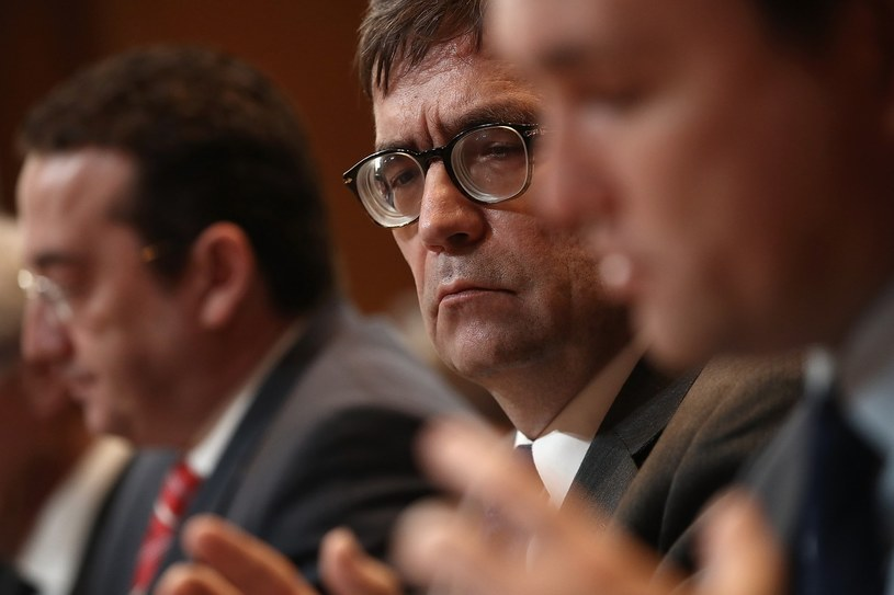 Ambasador RP w USA Piotr Wilczek /AFP