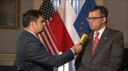 """Ambasador RP w Waszyngtonie: Nerwowo reagujemy na hasło """"polskie obozy śmierci"""""""