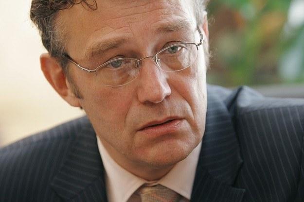 Ambasador Ryszard Schnepf /Leszek Zych /Reporter