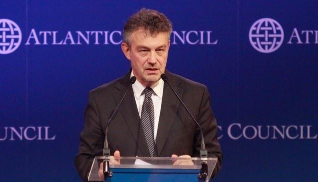 Ambasador Ryszard Schnepf /Piotr Zając /Reporter