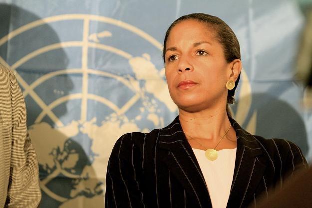 Ambasador USA przy ONZ Susan Rice /AFP