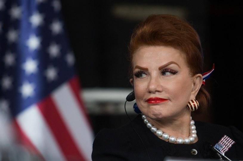 Ambasador USA w Polsce Georgette Mosbacher /Tomasz Jastrzebowski/REPORTER /East News