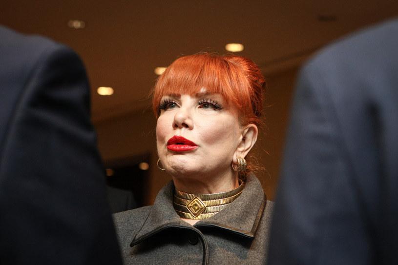 Ambasador USA w Polsce Georgette Mosbacher /Fot Tomasz Jastrzebowski /Reporter