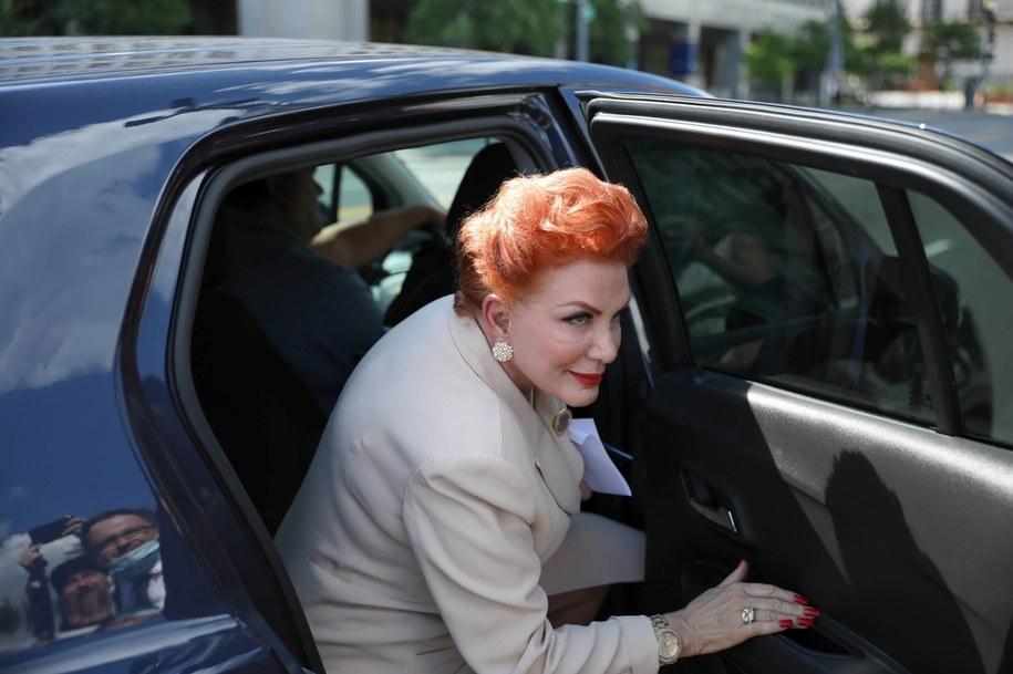 Ambasador USA w Polsce Georgette Mosbacher /Leszek Szymański /PAP