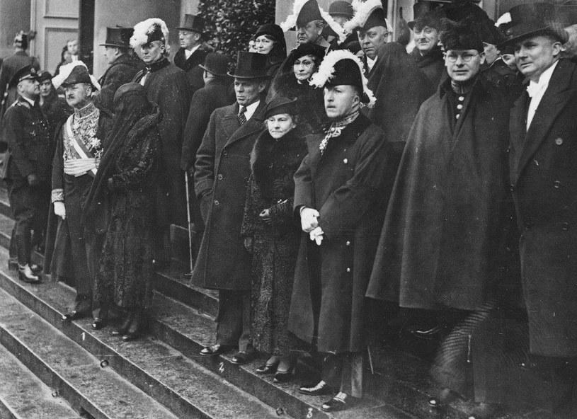 """""""Ambasadorowie w Berlinie: przed II wojną światową"""" /POLSAT VIASAT HISTORY  /materiały prasowe"""
