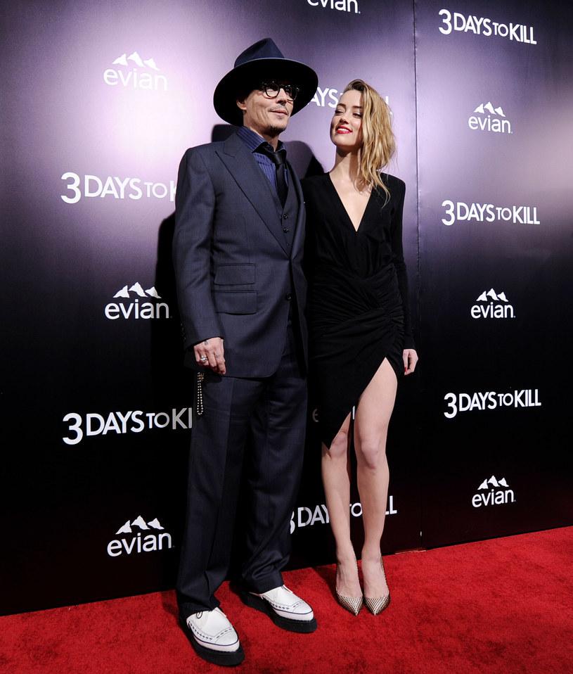 Amber Heard dostaje od męża co miesiąc 25 tys. dolarów! /Kevin Winter /Getty Images
