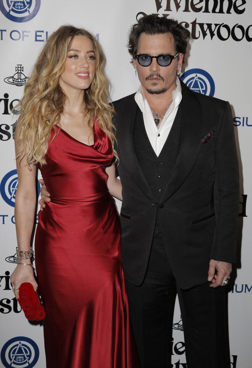 Amber Heard i Johnny Depp / Alison Buck /Getty Images