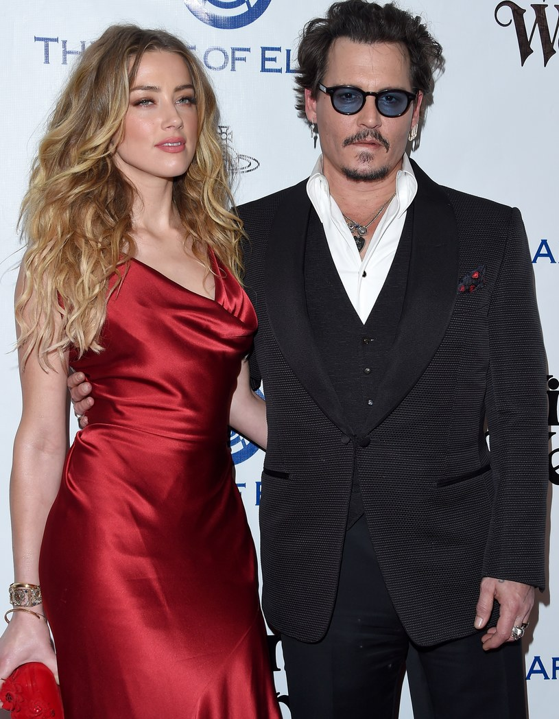 Amber Heard i Johnny Depp /Axelle/Bauer-Griffin / Contributor /Getty Images
