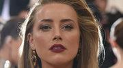 Amber Heard imprezuje w Londynie