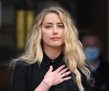 Amber Heard ma córkę. Dziewczynka otrzymała oryginalne imię