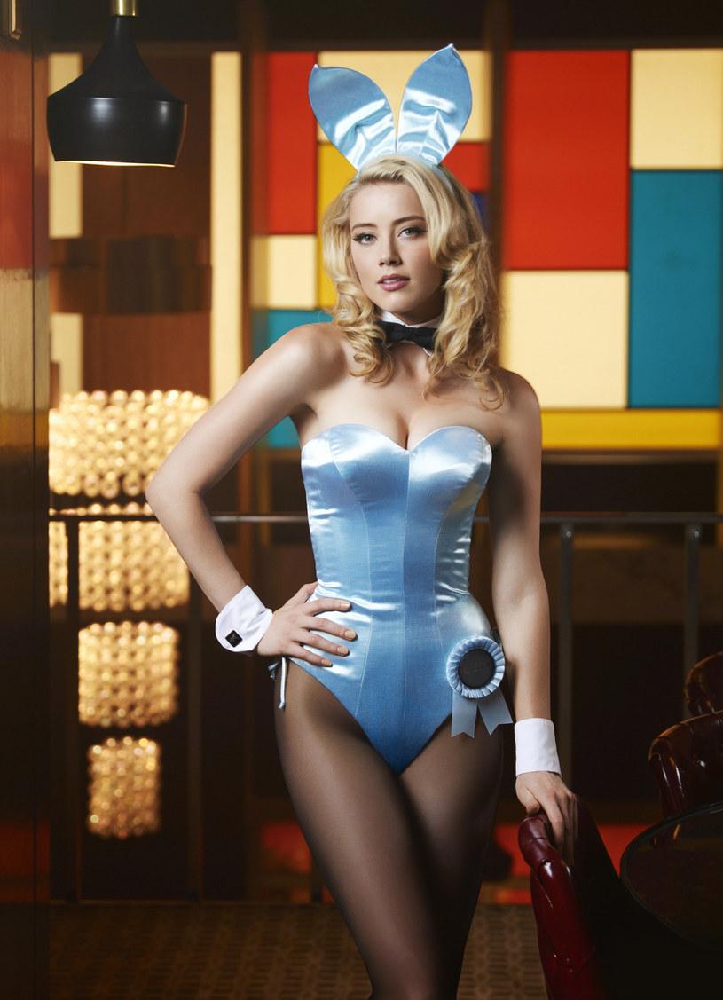 "Amber Heard w serialu ""The Playboy Club"" /Capital Pictures /Agencja FORUM"