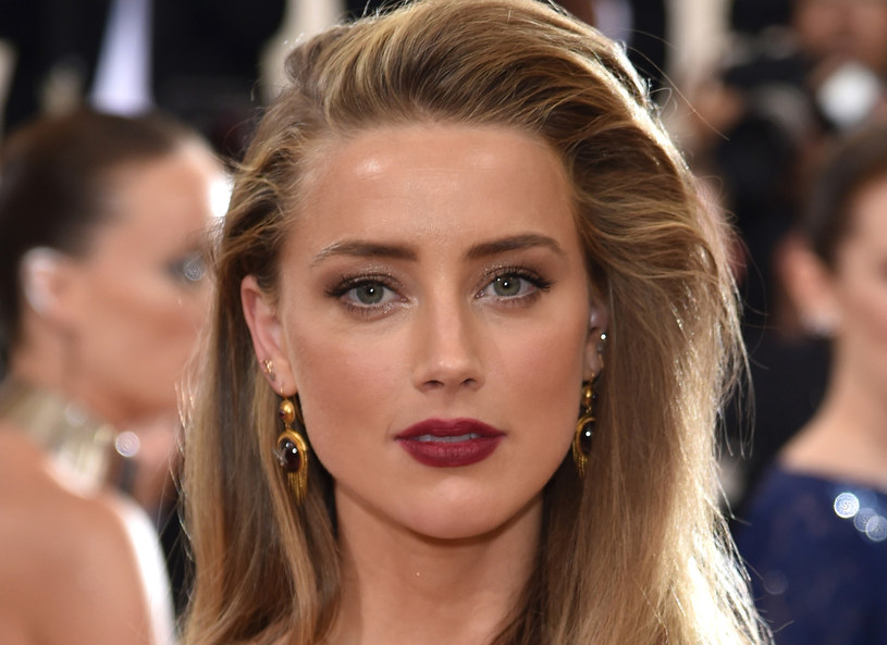 Amber Heard /Getty Images
