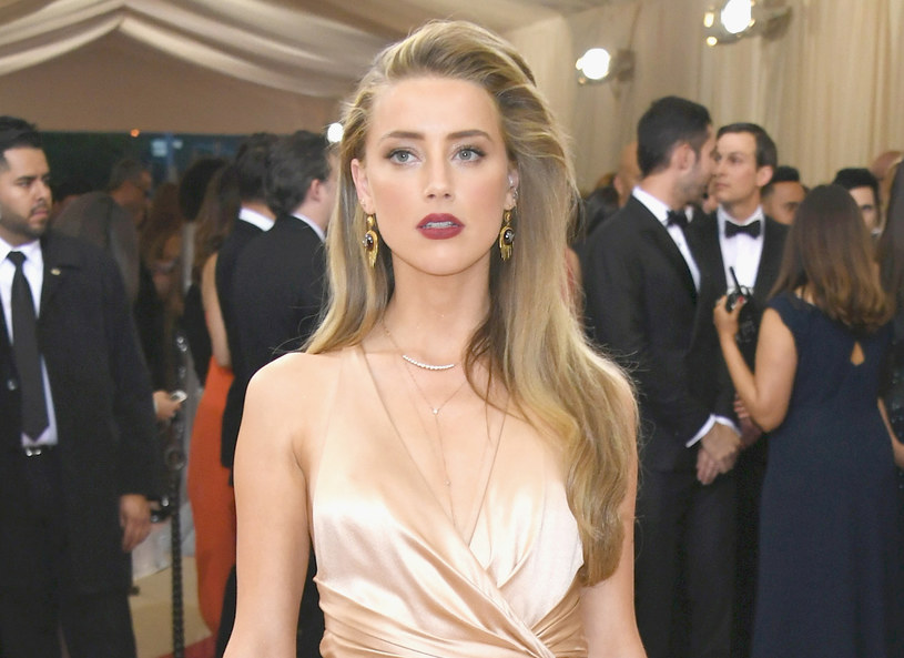 Amber Heard /Larry Busacca/ Getty Images /Getty Images