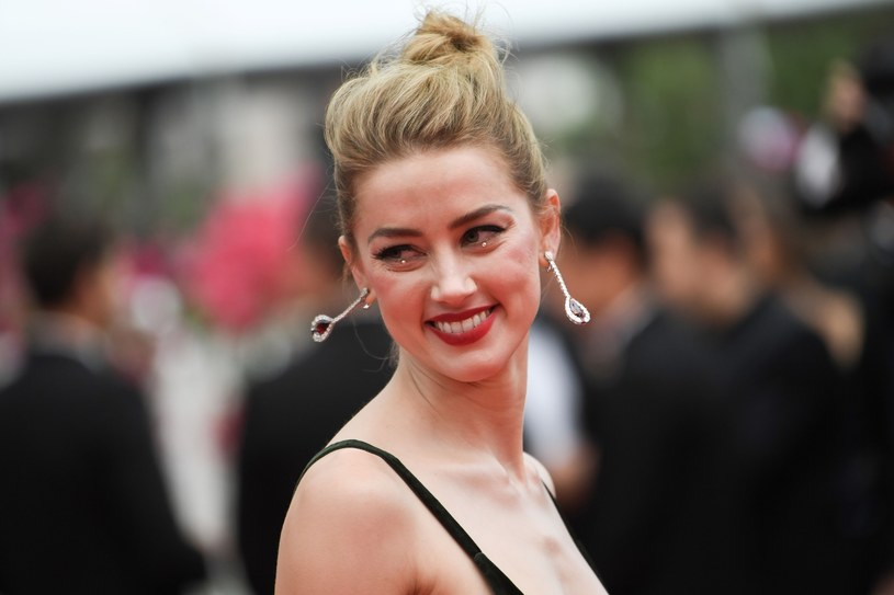 Amber Heard /AFP /East News