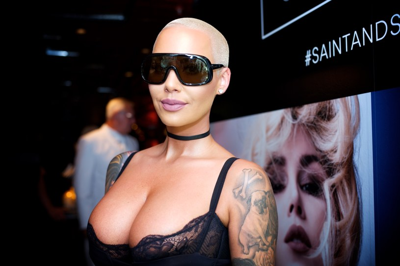 Amber Rose /Earl Gibson III /Getty Images