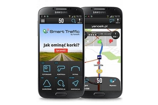 AmberOne - asystent kierowcy. Nowa funkcja aplikacji Yanosik /materiały prasowe