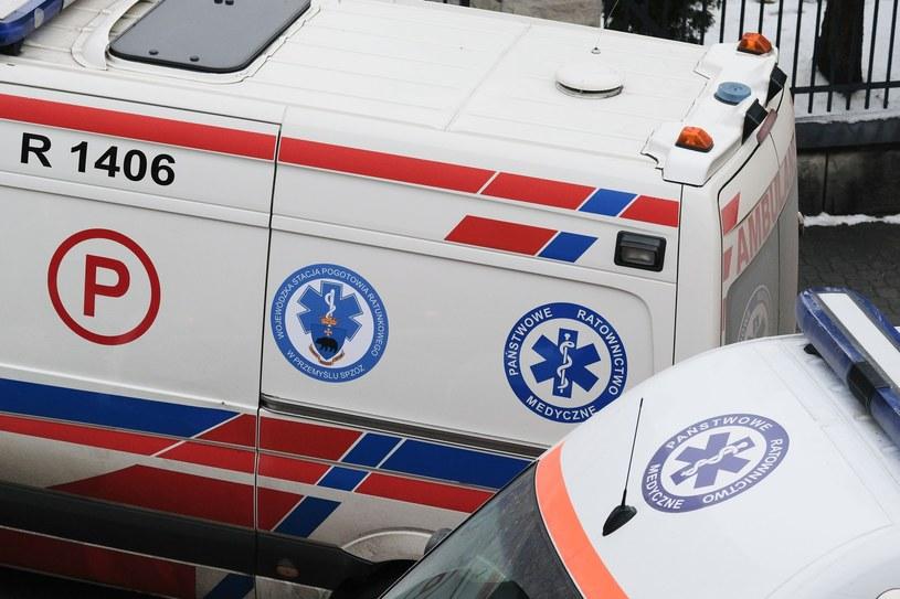 Ambulans; zdj. ilustracyjne /Łukasz Solski /East News