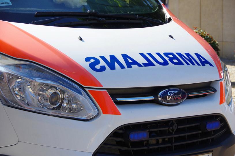 Ambulans, zdjęcie ilustracyjne /Marek Bazak /East News