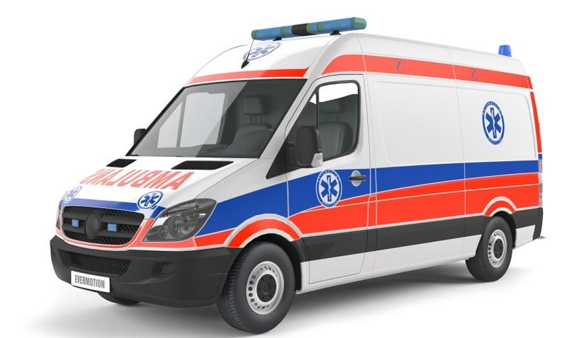 Ambulans /©123RF/PICSEL