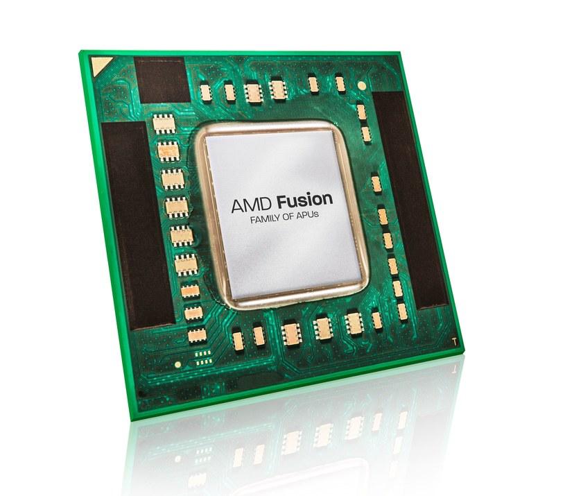 AMD Fusion APU /materiały prasowe