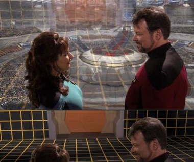 "AMD i wizja Holodeck z serialu ""Star Trek"""