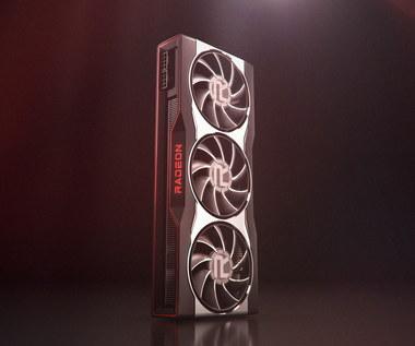 AMD prezentuje wygląd karty graficznej z serii Radeon RX 6000