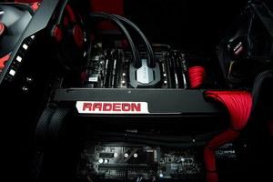 AMD Radeon Pro Duo z LiquidVR
