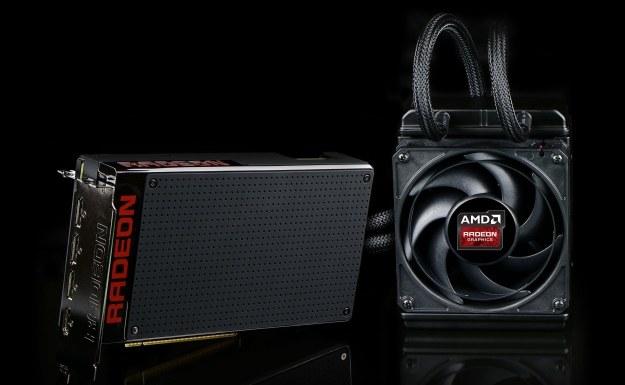 AMD Radeon R9 Fury X /INTERIA.PL/informacje prasowe