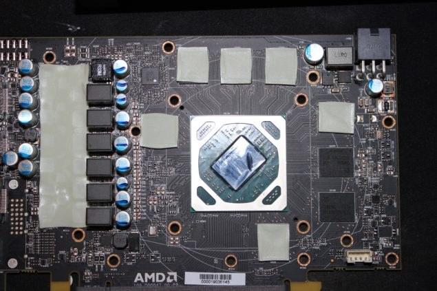AMD Radeon XFX RX 480 4GB z 8GB pamięci GDDR5, źródło: WCCFTech /materiały źródłowe