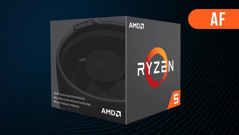 AMD Ryzen 5 1600 AF /materiały prasowe