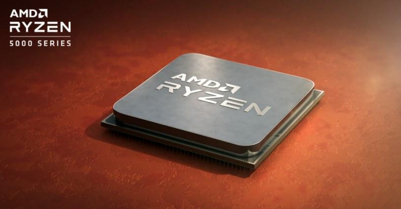 AMD Ryzen 5000 /materiały prasowe