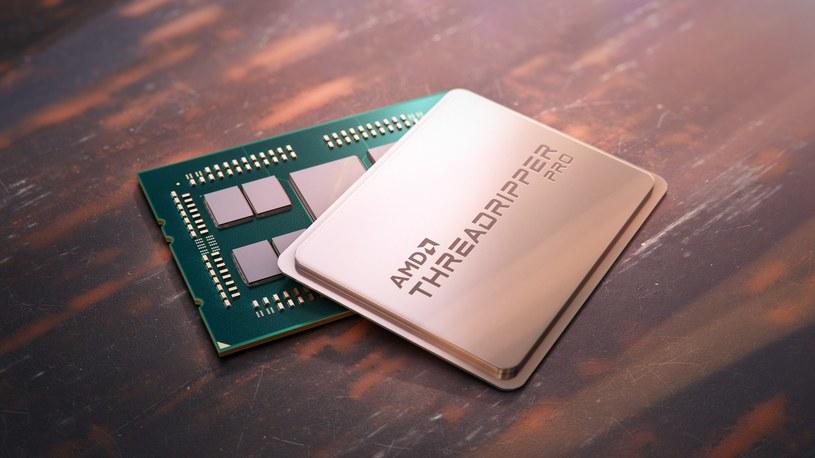 AMD Ryzen Threadripper PRO /materiały prasowe