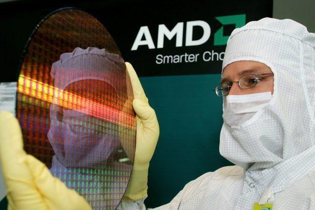 AMD szykuje potężne APU. /AFP