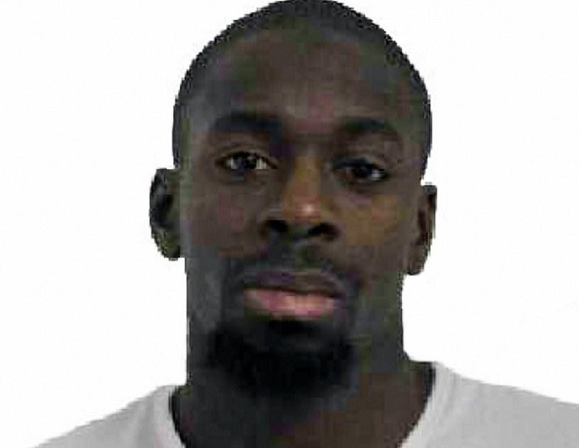 Amedy Coulibaly - jeden z zamachowców z Paryża /AFP