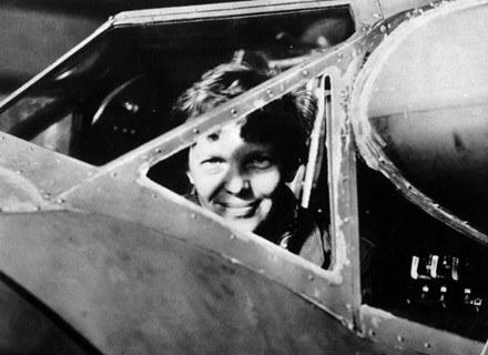 Amelia Earhart /AFP