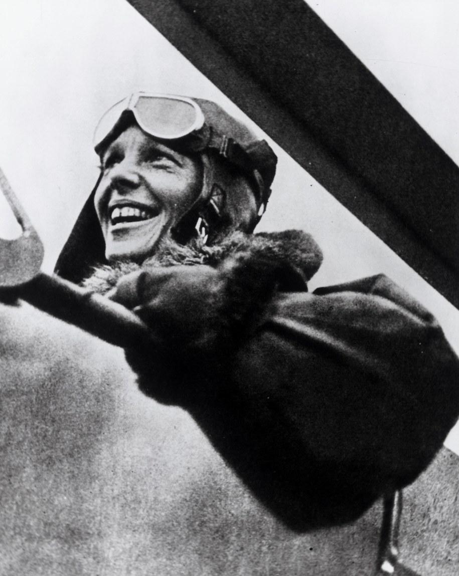 Amelia Earhart /DPA /PAP