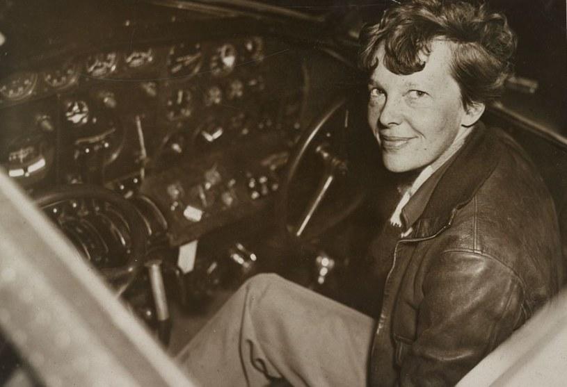 Amelia Earhart /Wikipedia