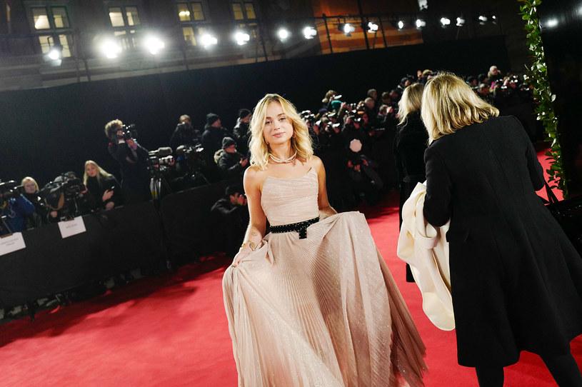 Amelia wszędzie wzbudza podziw i zainteresowanie /Getty Images