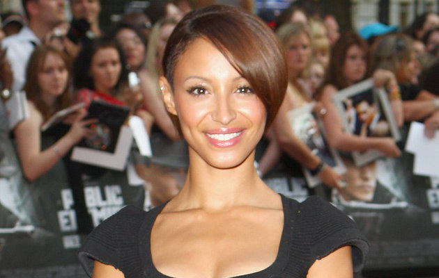 Amelle Berrabah, fot. Gareth Cattermole   /Getty Images/Flash Press Media