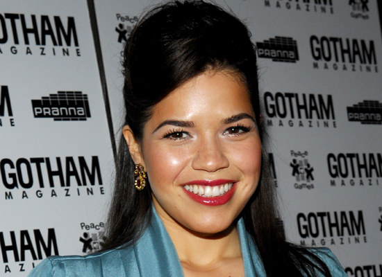 America Ferrera - serialowa Betty /Rob Loud /Getty Images/Flash Press Media