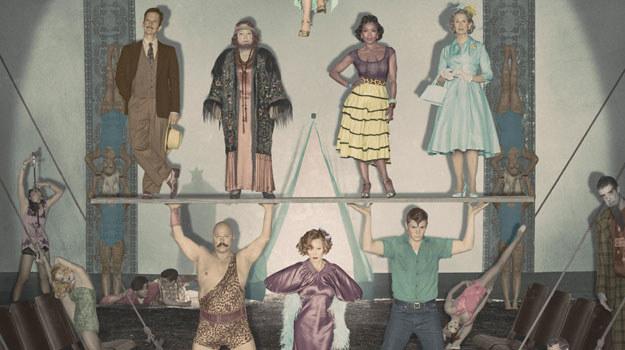 """""""American Horror Story: Freak Show"""" /materiały prasowe"""