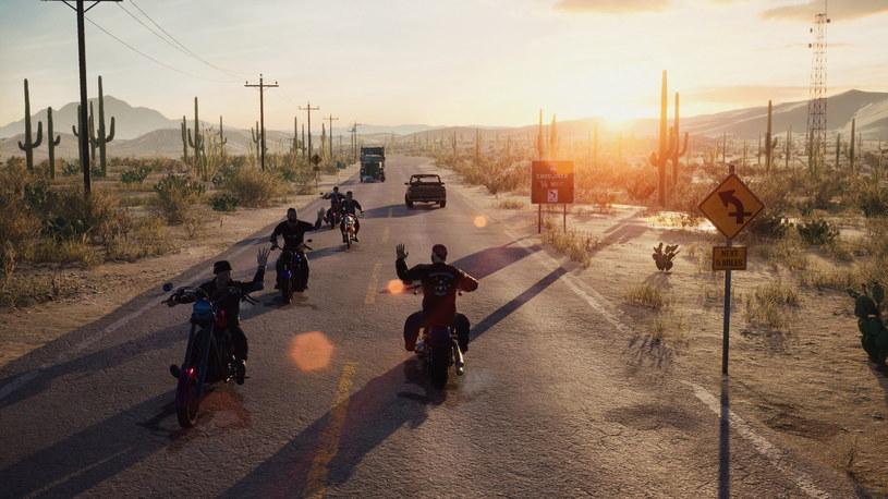 American Motorcycle Simulator /materiały prasowe