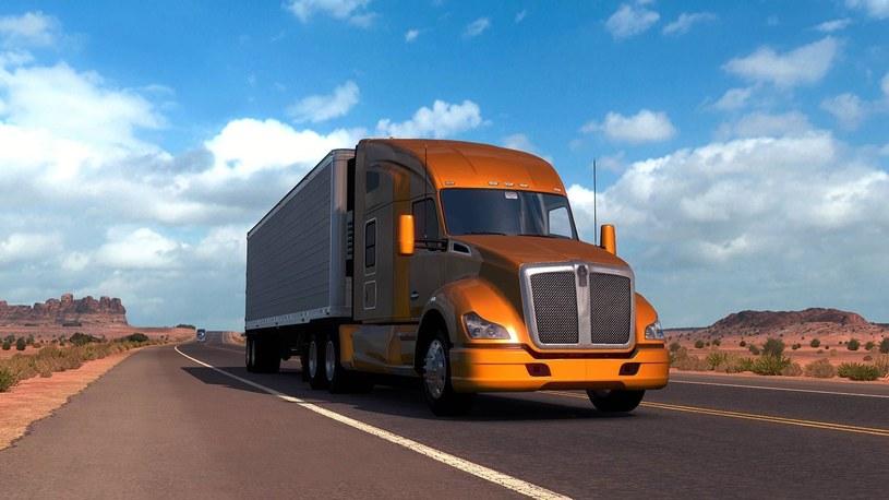 American Truck Simulator /materiały prasowe