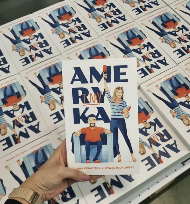 """""""Ameryka i my"""" - dziś premiera książki korespondentów RMF FM i RMF Classic /Drukarnia Perfekt /"""