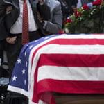 Ameryka żegna George'a Busha seniora